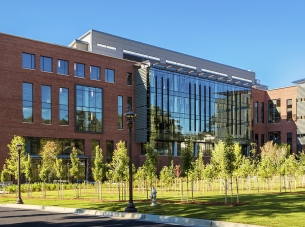 GT Engineered Biosystems Building