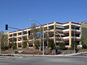 Henry Mayo Newhall Parking Structure