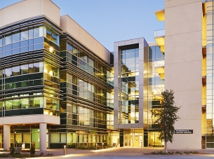 Mesa College Math & Science Building