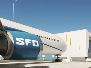 SFO West Field Cargo Facility