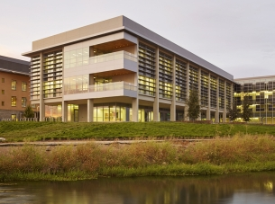 UC Merced Science & Engineering Building 2