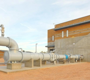 Ocotillo Water Reclamation Facility