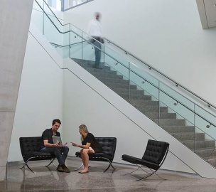 ASU Biodesign Institute C interior