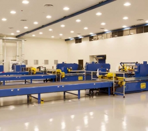 Boeing Composite Center of Excellence Conveyor Belts