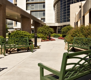 Courtyard at Bergan Mercy Medical Center in Omaha, NE