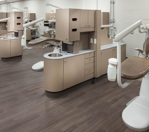 Dental Chair Classroom | Chattahoochee Technical College Health Science Building