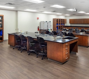 Technical Lab Classroom | Chattahoochee Technical College Health Science Building