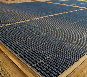 Red Rock Solar Plant