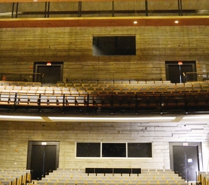 Moody Performance Hall Mccarthy Building Companies