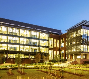 Georgia Institute of Technology-Engineered Biosystems Building