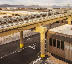 Sky Harbor Airport-Sky Train