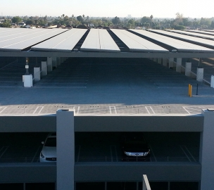 Westminster PD Parking Structure
