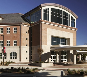 Southern Illinois University Student Services Building