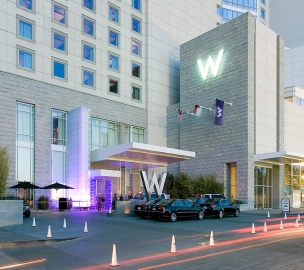 W Dallas Victory Hotel & Residences