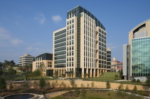 Centers for Disease Control building