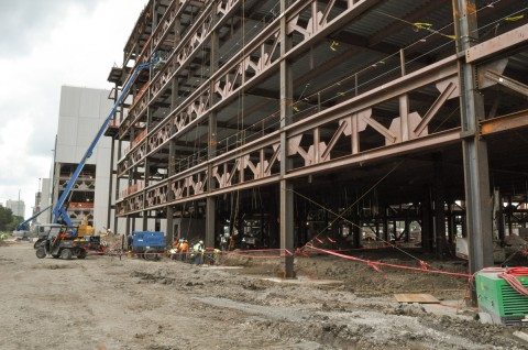 Veterans Affairs Medical Center Replacement Hospital