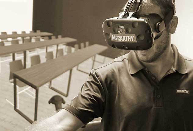 Virtual Reality in Construction Technology